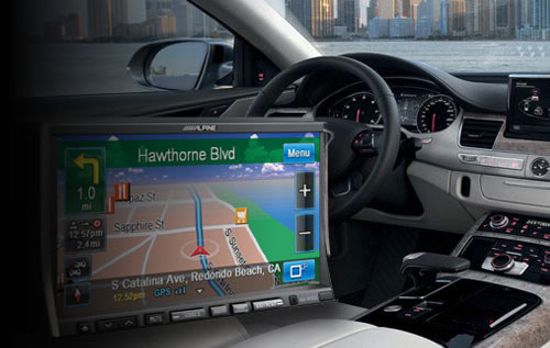 Car Audio and Navigation Greenville Spartanburg SC