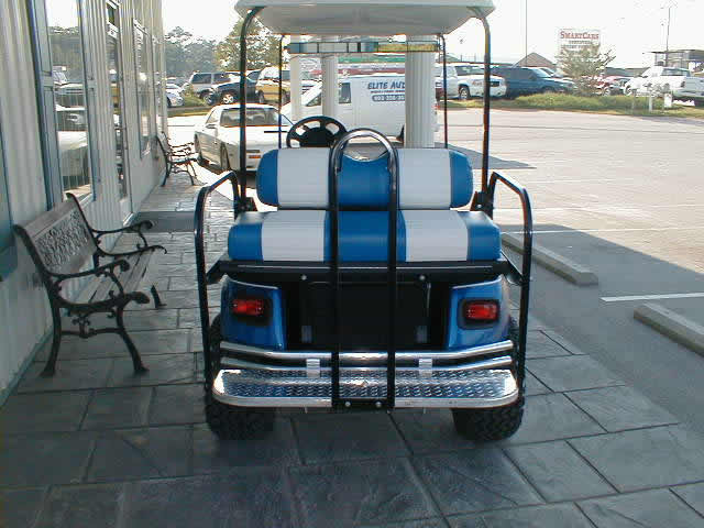 Custom Golf Carts by Elite Audio Spartanburg SC