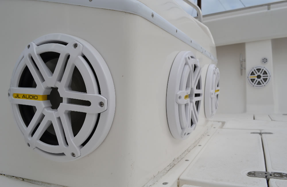 Boat and Marine Audio by Elite Audio Spartanburg SC
