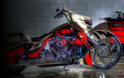 Motorcycle LED Lighting and Electronics Greenville Spartanburg SC