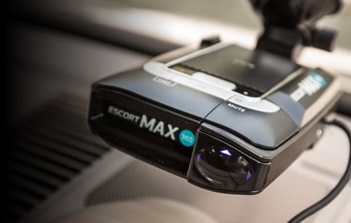 ESCORT Radar Detectors Sales and Installation Spartanburg Greenville SC